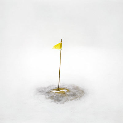 ANNE NOBLEPiss Pole, Antarctica, Aurina #12008Inkjet print-pigment on paper787 x 100cmEdition of 5