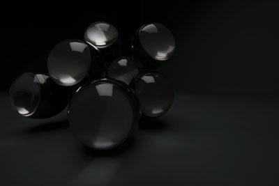 Black in Dark