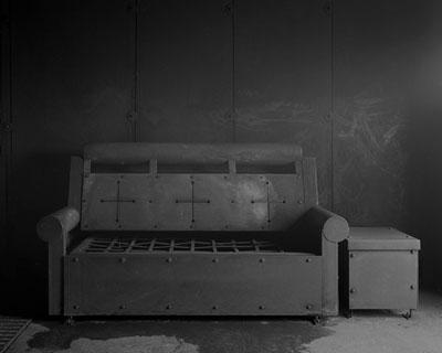 sofa #1, 2010C-Print, 80 x 100 cm, Edition of 5© Marina Gadonneix