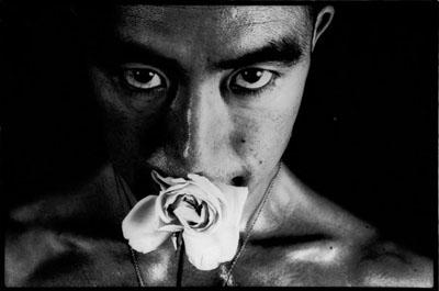 Barakei (Ordeal by Roses) #32, 1991 © Eikoh Hosoe