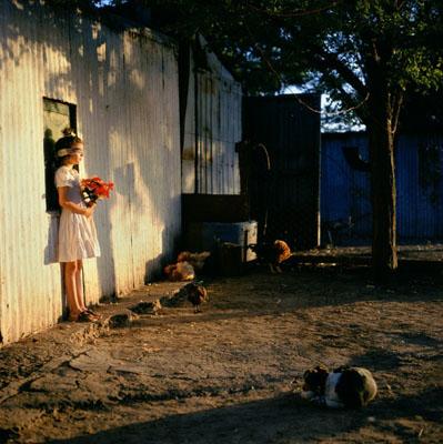 © Alessandra Sanguinetti, Camila, 1999, Courtesy Yossi Milo Gallery, New York