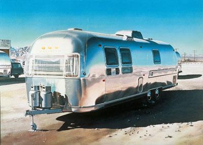 Hyper Real - Kunst und Amerika um 1970