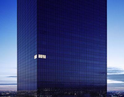 Skyscraper #1, Los Angeles, California