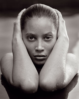 © Herb Ritts FoundationChristy Turlington Hollywood, 1988