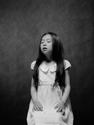 "WANG NINGDE: ""Some Days No. 58"" (2009) Silver Gelatin. 50x40cm x 2 - Ed. of 10; 60x50cm x 2 - Ed. of 10; 160x123cm x 2 - Ed. of 10.  © Wang Ningde. Courtesy of m97 Gallery."
