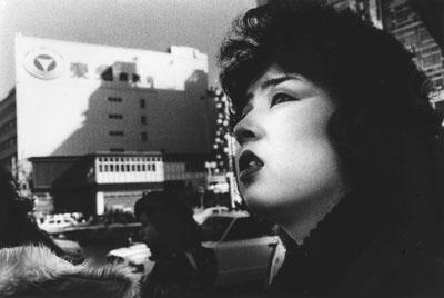 Tokyo, 1984 © Daido Moriyama, courtesy Polka Galerie