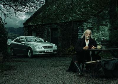 Dieter Eikelpoth, Whisky Trail Scotland, 2003