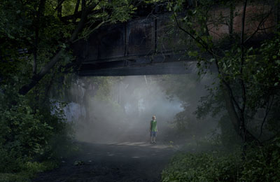 Untitled (Shane), Beneath the Roses series, 2006 © Gregory Crewdson