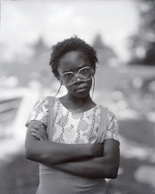 Aus der Reihe / from the series: Easton Portraits, 1988. Ohne Titel | Untitled © Judith Joy Ross, courtesy Pace/MacGill Gallery, New York und Sabine Schmidt Galerie, Köln, 2011