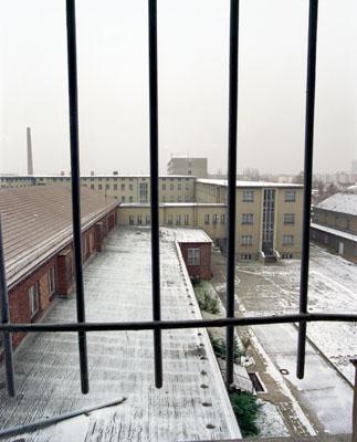 Stasi-Gefängnis Hohenschönhausen