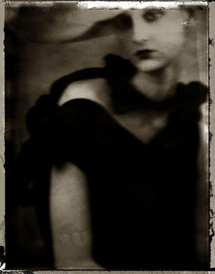© Sarah MoonKassia Pysiak 199860 x 50 cmAuflage 20getonter silbergelatine Print
