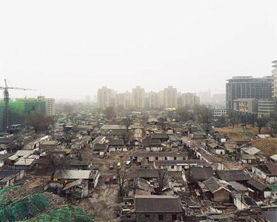 Chunshu, Xuanwu District, Beijing, 2004 , © Sze Tsung Leong, Courtesy Yossi Milo Gallery, New York