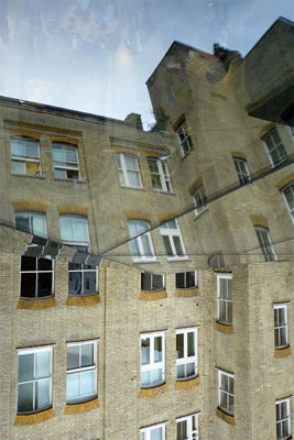 Altes Haus, ca. 150cm x 100cm© Manuel Giron