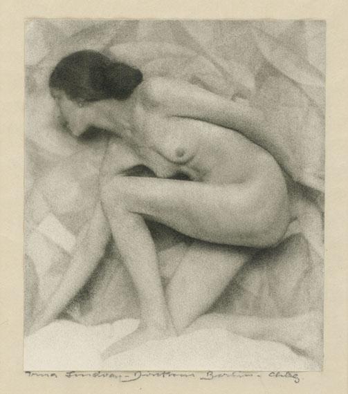 Erna Lendvai-Dircksen: Weiblicher Akt, 1921 oder früher, © SMB
