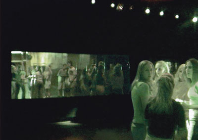 © JEAN-MARC BUSTAMANTE Lumiere 03.2003, 2003 Silkscreen on plexiglass