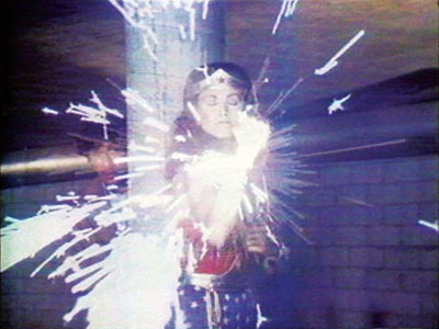 Technology/Transformation: Wonder Woman, 1978-9, 5:50 min, © Dara Birnbaum