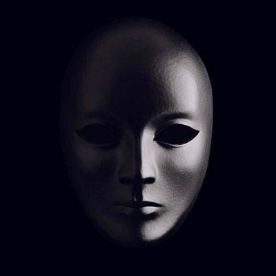 © Jean-Baptiste Huynh, Monochrome – Masque, 2011