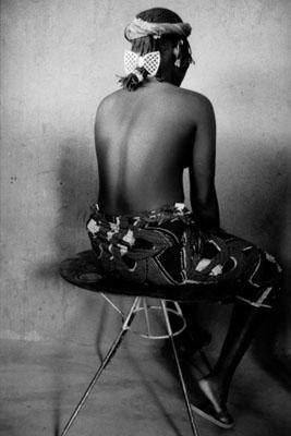 Françoise HuguierYoung girl Somono, Ségou, Mali, 1995© Françoise Huguier / Courtesy Polka Galerie.
