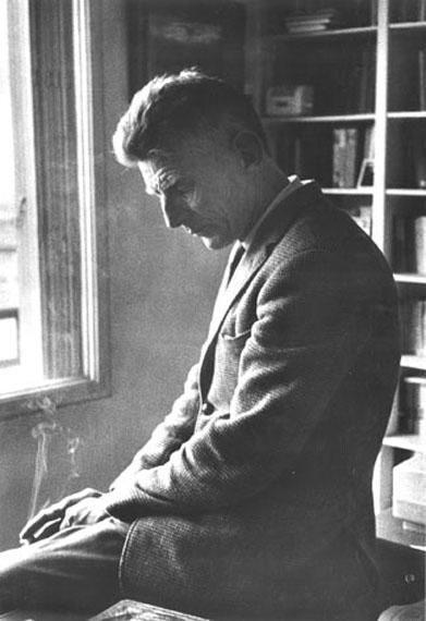 Gisèle Freund, Samuel Beckett, 1964