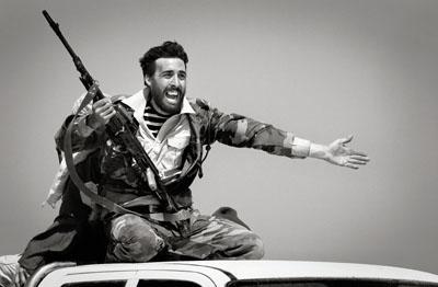 Bin Jawad, Libyen, März 2011 © Anja Niedringhaus / AP