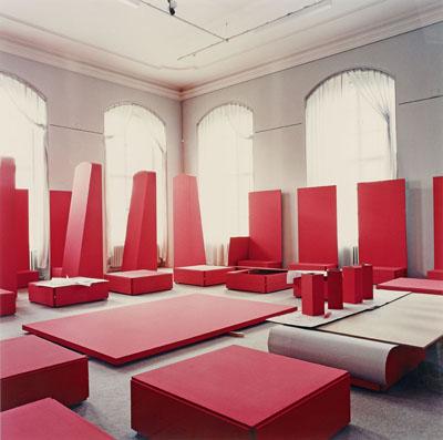 Candida HöferMuseum für Völkerkunde Dresden IChromogenic print. 120 x 120 cm (154 x 154 cm)Estimate € 10 000 – 12 000,-