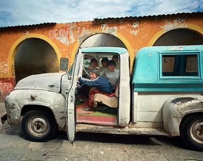 Robert PolidoriGuanajuato, Mexico, 1971© Robert Polidori, courtesy Edwynn Houk Gallery