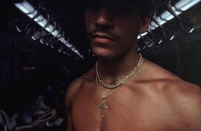 Bruce Davidson - New York City, 1980 - Subway. @ Bruce Davidson / Magnum