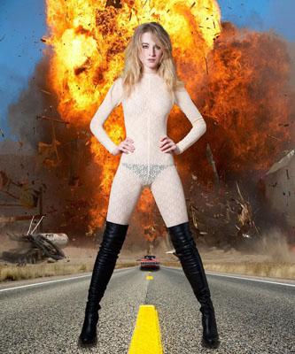 Ultimate Hot Rod  © Cravat & Bada