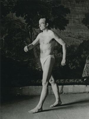 Sherrie LevineAfter August Sander, 2012, ed. 6(August Sander: Bewegungsforscher aus Wien [Max Thun-Hohenstein], 1930)