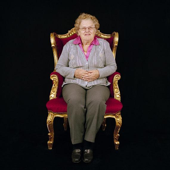 "Louise Schmeiser, Bäuerin, KanadaRight Livelihood Award 2007Aus der Serie ""Bescheidene Helden"", © Katharina Mouratidi"
