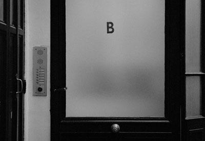 Sans Titre (Monsieur Bertillon) No 3 © Stéphanie Solinas