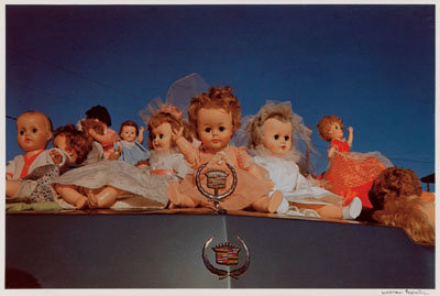 lot 6: William Eggleston, Untitled (from the series Los Alamos), dye-transfer print, 1970.Estimate $30,000 to $40,000.© 1970 Eggleston Artistic Trust