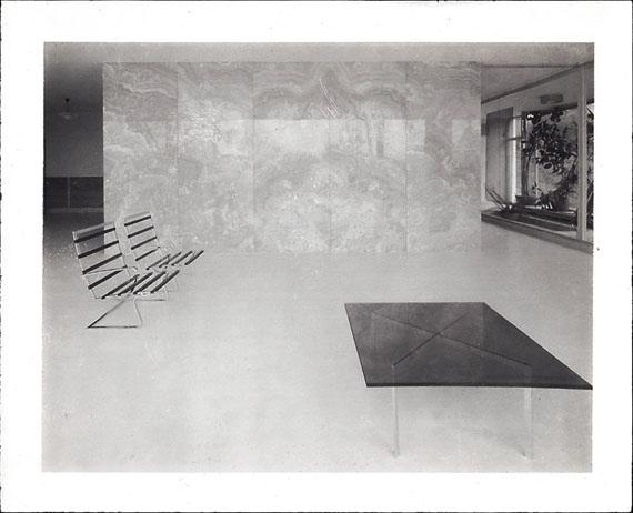In der Bibliothek: BUFET (1991/92)