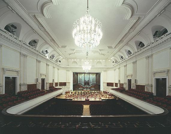 Warschau, Filharmonia Narodowa © Manfred Hamm