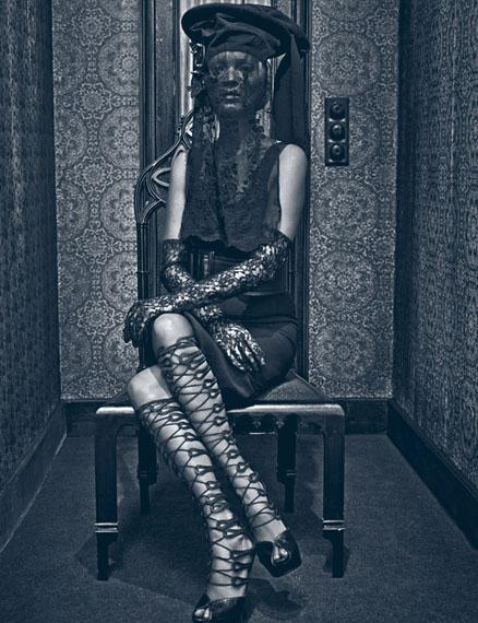 Steven Klein, Kate Moss, 2011