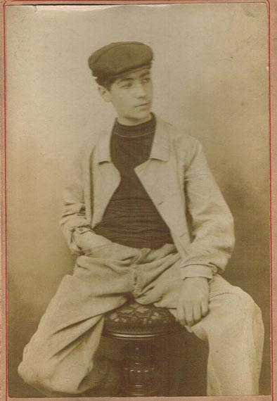 Prostitution masculine a Paris de 1860 a 1960