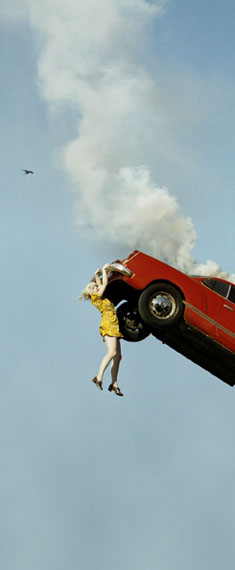 3:32pm, Coldwater Canyon, 2012 © Alex Prager, Courtesy of the Artist, Michael Hoppen Gallery and Yancey Richardson Gallery
