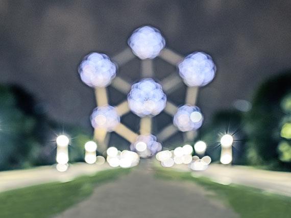 Christof Pluemacher: Cognoscere (Atomium)